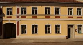 Fassade des Bürgerhaus-Altstadt Bäckerstraße 14