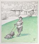 Karikatur Paul Pribbernow
